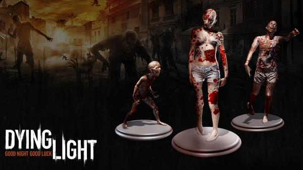 Скриншот №1 к Dying Light 3D Printer Models