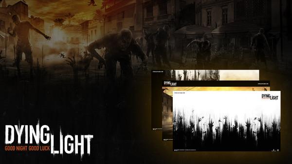 Скриншот №1 к Dying Light Wallpaper Pack