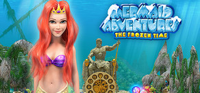 Mermaid Adventures: The Frozen Time cover art
