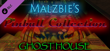 Malzbie's Pinball Collection - Ghost House