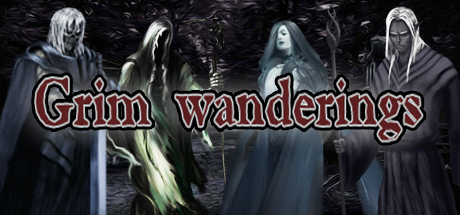 Grim Wanderings cover art