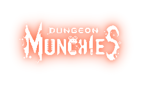 Dungeon Munchies logo