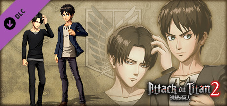Eren & Levi Plain clothes Outfit Early Release
