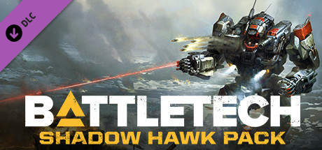 Teaser image for BATTLETECH Shadow Hawk Pack