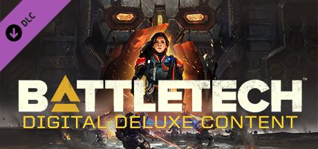 BATTLETECH Digital Deluxe Content