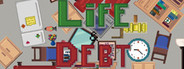 Life and Debt: A Real Life Simulator
