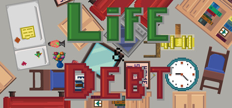 Teaser image for Life and Debt: A Real Life Simulator