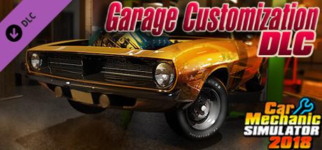 Car Mechanic Simulator 2018 Garage Customization Dlc Appid