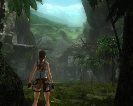 Скриншот из Tomb Raider: Anniversary