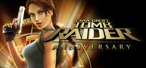 Tomb Raider: Anniversary cover art