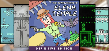 Teaser image for The Adventures of Elena Temple
