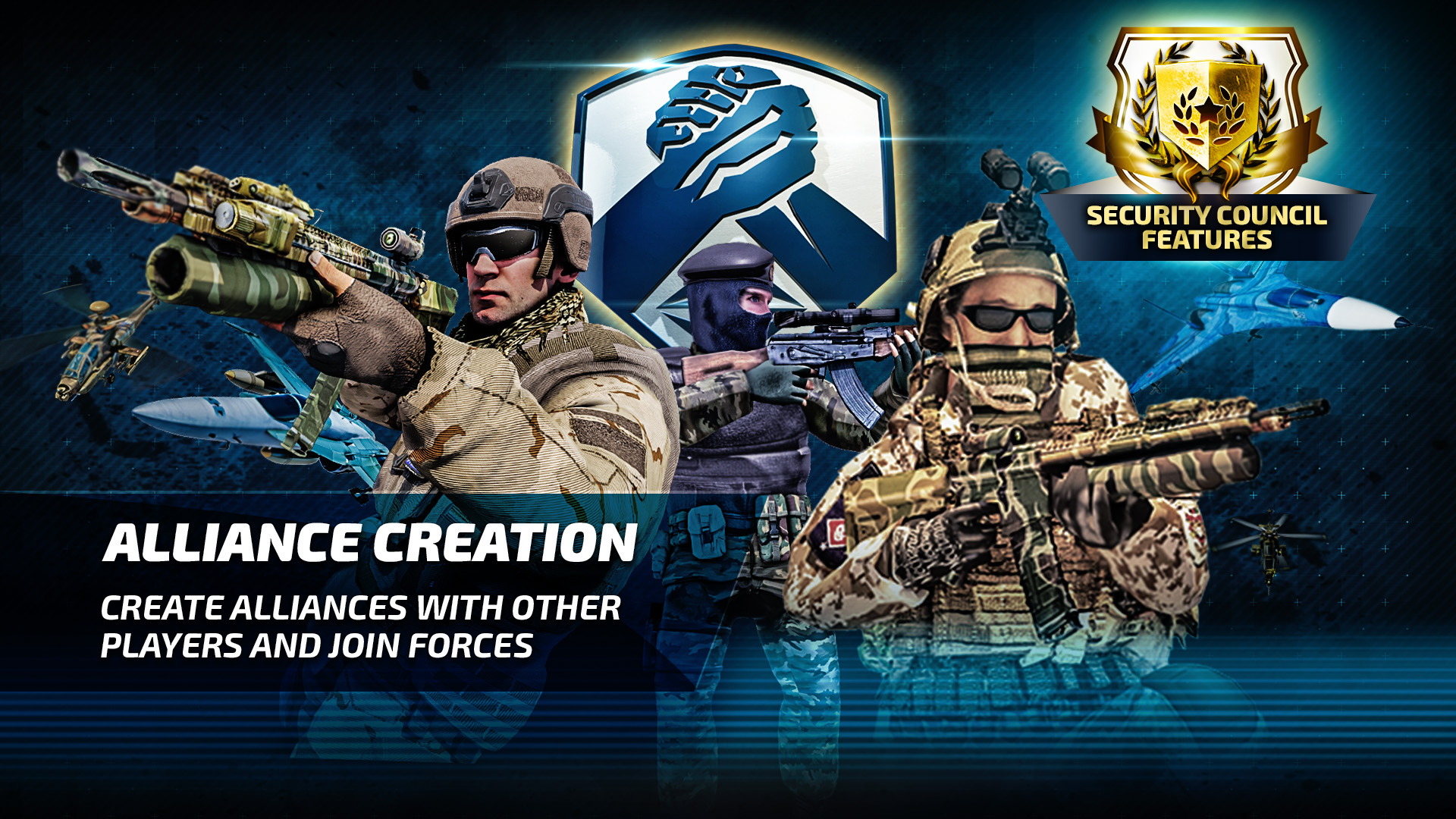 Conflict of Nations: Modern War - Brigade Pack 2018 pc game Img-3
