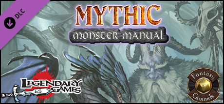 Fantasy Grounds - Mythic Monster Manual (PFRPG)