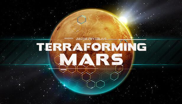 Terraforming Mars on Steam