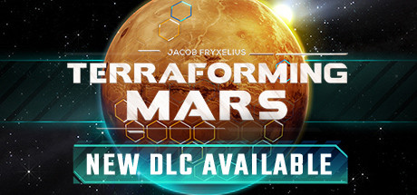 Terraforming Mars cover art