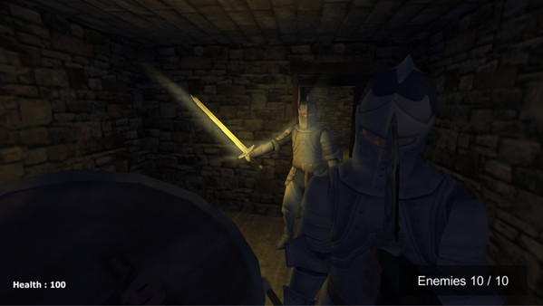 Paladin Duty - Knights and Blades