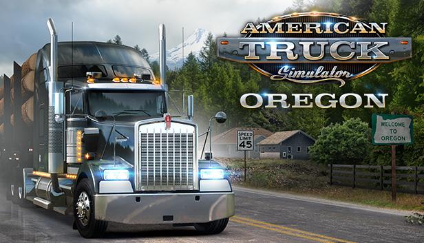 Download American Truck Simulator - Oregon free download