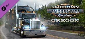 American Truck Simulator - Oregon cover art