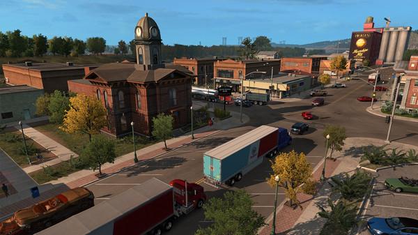 Download American Truck Simulator - Oregon Torrent