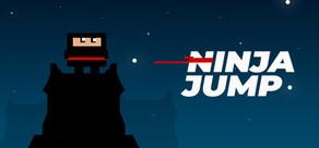 Ninja jump cover art