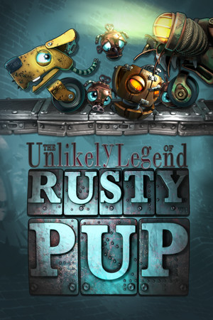 The Unlikely Legend of Rusty Pup poster image on Steam Backlog