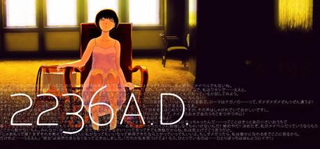 2236 A.D. cover art