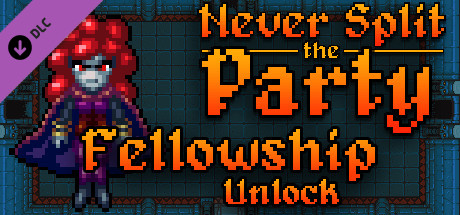 Never Split the Party: Fellowship Unlock on Steam