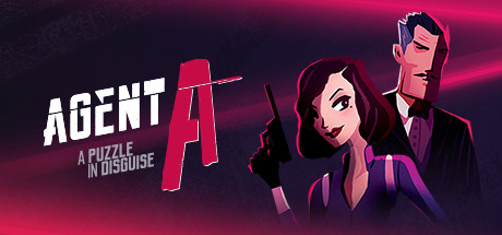 Agent A: A puzzle in disguise on Steam