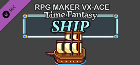 RPG Maker VX Ace - Time Fantasy Ship