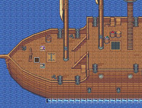 RPG Maker VX Ace - Time Fantasy Ship