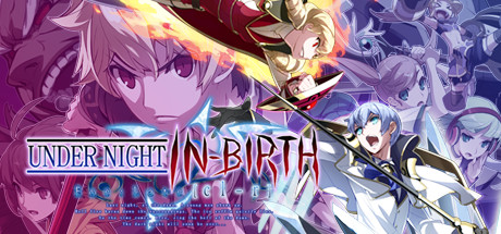 UNDER NIGHT INBIRTH ExeLateclr Capa