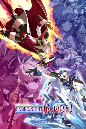 UNDER NIGHT IN-BIRTH Exe:Late[cl-r] poster image on Steam Backlog