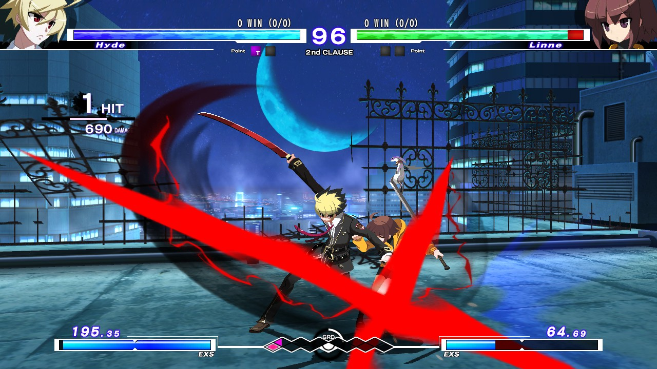 Under Night In-Birth Exe: Late[st] Free Download