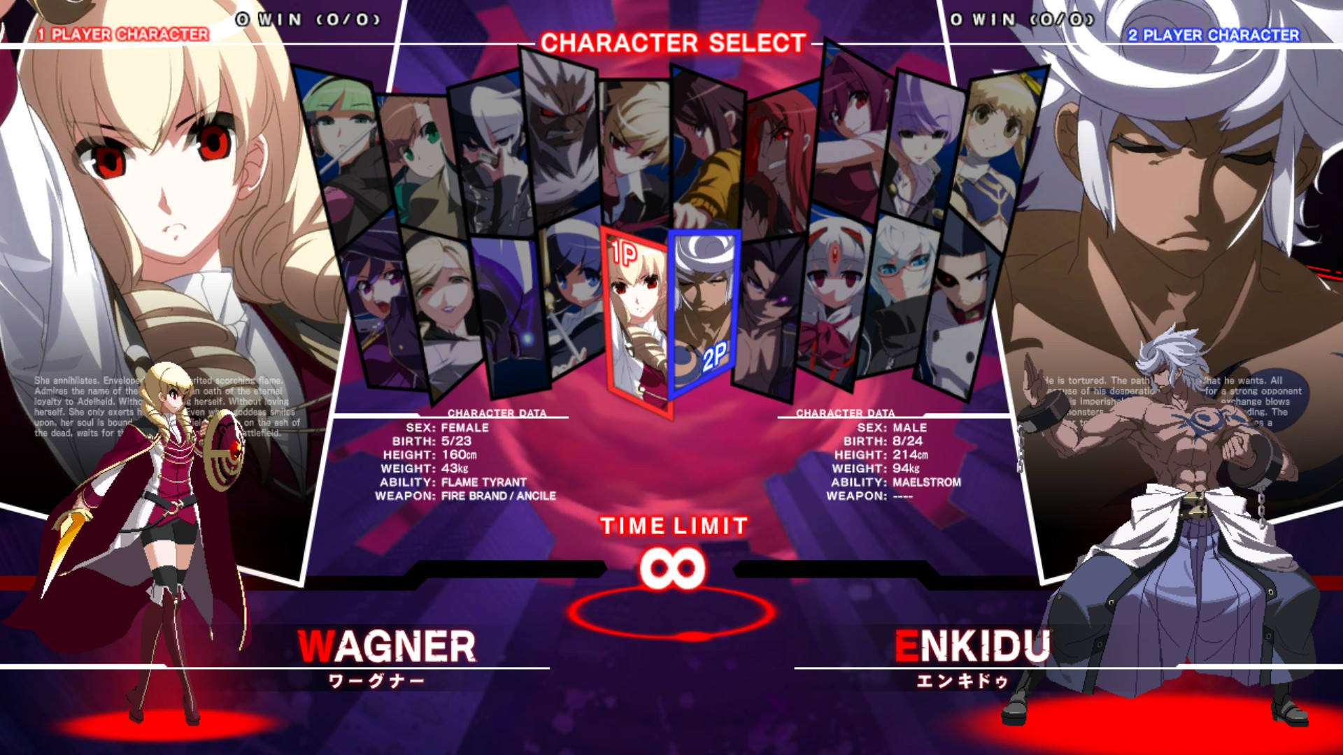 Under Night In Birth Exe Late Cl R On Steam