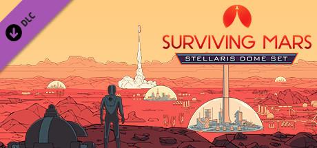 Surviving Mars: Stellaris Dome Set