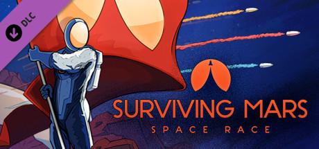 Surviving Mars Space Race [PT-BR] Capa