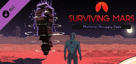 Surviving Mars: Mysteries Resupply Pack