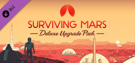 save 25 on surviving mars deluxe upgrade pack on steam