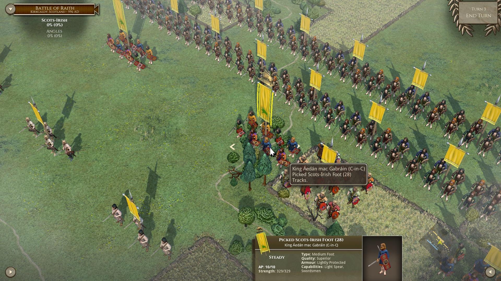 Field of Glory II: Age of Belisarius