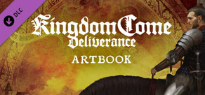 Kingdom Come: Deliverance - Art Book cover art