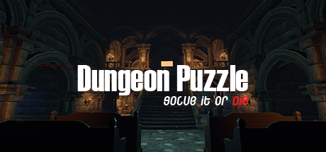 Teaser image for Dungeon Puzzle VR - Solve it or die