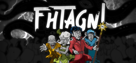 Fhtagn! - Tales of the Creeping Madness banner