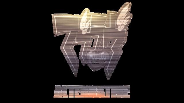 Muv-Luv Alternative (マブラヴ オルタネイティヴ) logo