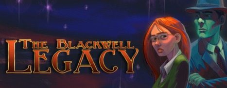 The Blackwell Legacy - 布莱克威尔1:遗产