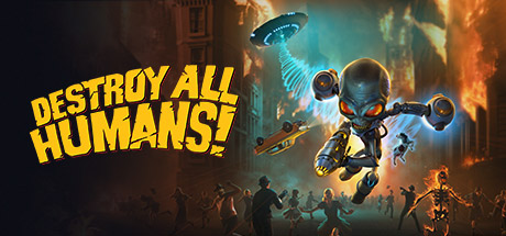 Pre-purchase Destroy All Humans! on Steam