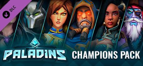 Champions Pack | DLC