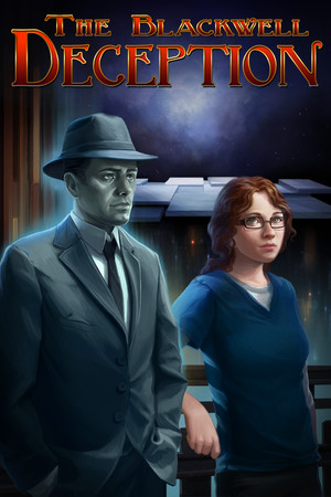 Blackwell Deception poster image on Steam Backlog