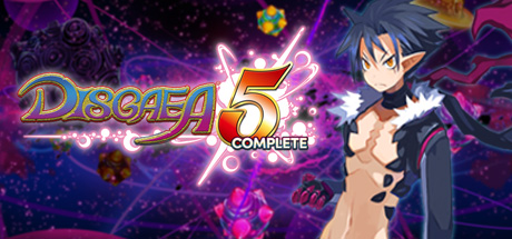 Disgaea 5 Complete PC Free Download