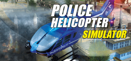 Police Helicopter Simulator Capa