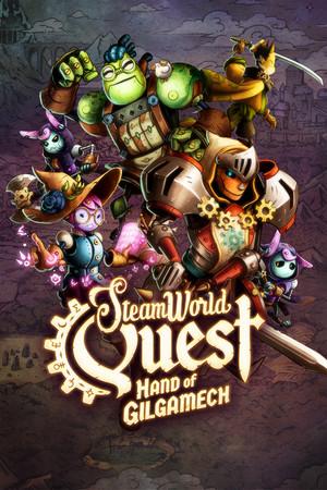 SteamWorld Quest: Hand of Gilgamech poster image on Steam Backlog